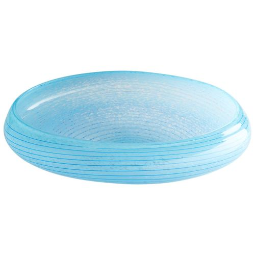 Cyan Design Medium Spektor Bowl Spektor 18 Inch Wide Glass Decorative Bowl by Cyan Design