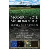 Books in Soils, Plants, and the Environment: Modern Soil Microbiology (Hardcover)