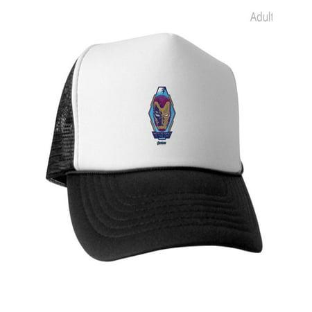 CafePress - Iron Man Head - Unique Trucker Hat, Classic Baseball Hat