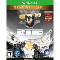 Steep Gold Edition, Ubisoft, Xbox One, 887256024574