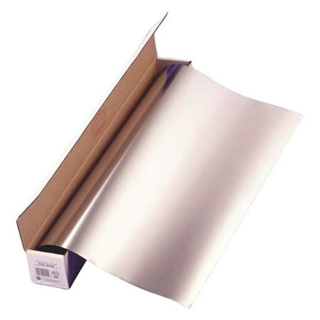 Stainless Steel Tool Wrap - 24 x 0.002 in., 50 ft.
