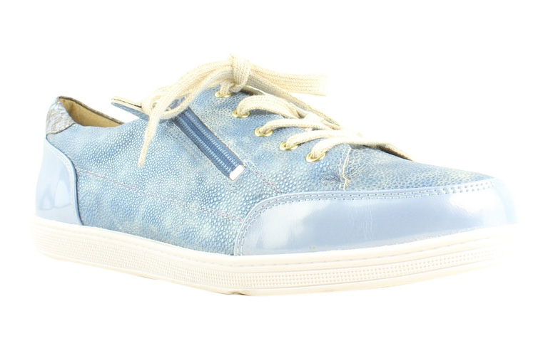 Soft Style Womens Womens Womens HSS1294-400 Blue Low Top Shoes Size 8.5 New 4533c8