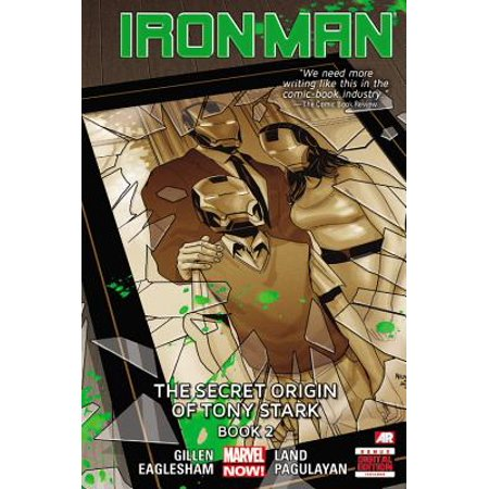 Iron Man - Volume 3 : The Secret Origin of Tony Stark - Book 2 (Marvel - Halloween Tony Stark