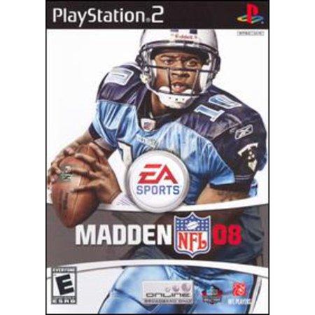 Madden Nfl 08 For Playstation 2