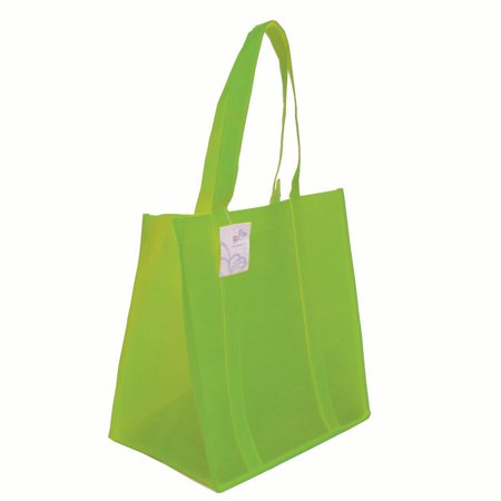 Grocery Tote bag, Large & Super Strong, Heavy Duty Shopping Bags with Stand-