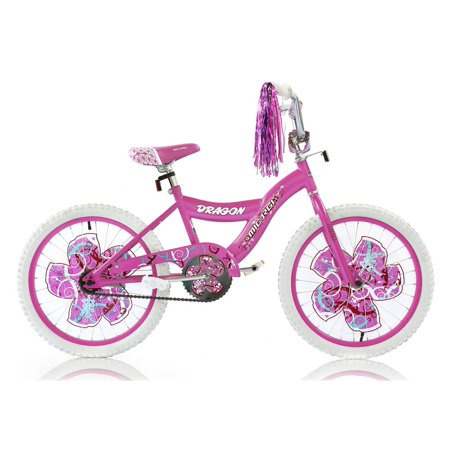 20 in. Bicycle in Pink