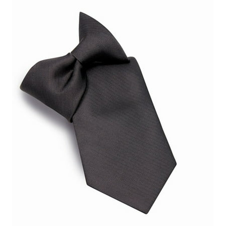George Solid Clip-on Tie
