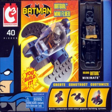 C3 Construction - Batgirl - Mini Flyer (Batgirl 20)