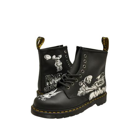 Dr. Martens 1460 Rick Griffin Men's Collab Boots 24876009 - Boys Dr Martens Boots