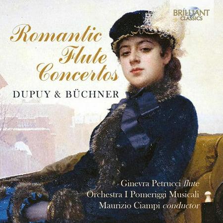 Romantic Flute Concertos