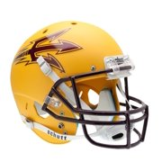 Arizona State Sun Devils Schutt XP Full Size Replica Helmet - Gold Alternate Helmet #1