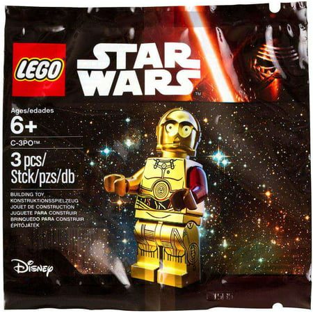 LEGO Star Wars The Force Awakens C-3PO Set (Lego Star Wars The Force Awakens Sale)