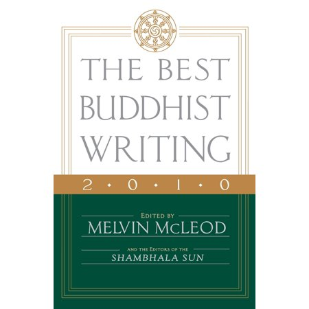 The Best Buddhist Writing 2010 - eBook