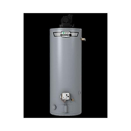 A.O. Smith GPVX-75L Proline Non-Condensing Power Vent 75 Gal High Efficiency Side Connecting Natural Gas Water Heater Ao Smith Power Vent