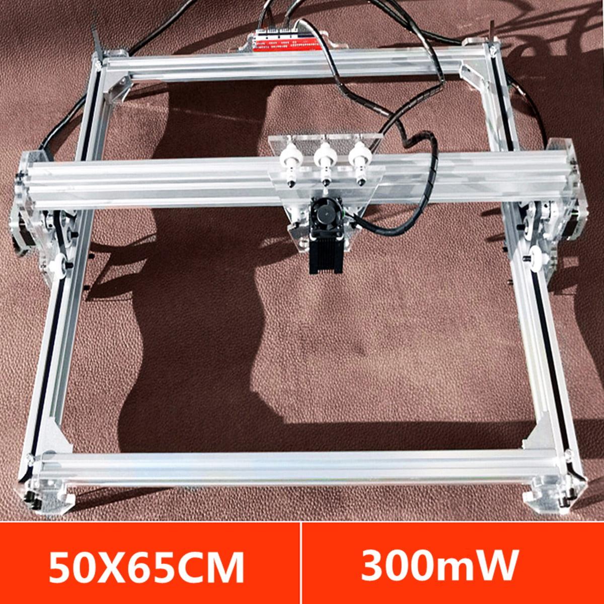 """20""""X26"""" DIY Desktop Mini Laser Engraving Cutting Machine engraving Printer Kit CNC Engraver"""
