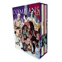 Olympians Boxed Set : Zeus, Athena, Hera, Hades, Poseidon & Aphrodite