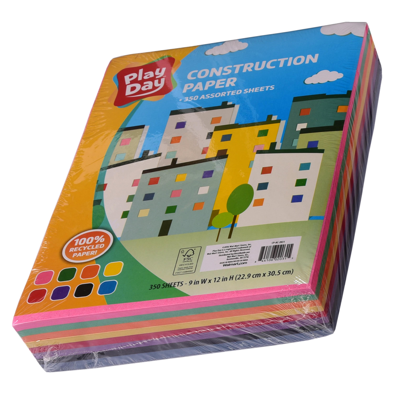 CONSTRUCTION PAPER 9X12 350CT