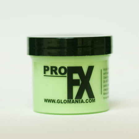 Color Run Glow In The Dark (ProFX Glow in the Dark Acrylic Paint -)