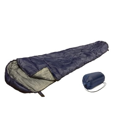 Edmbg 20 Degrees Navy Mummy Sleeping Bag