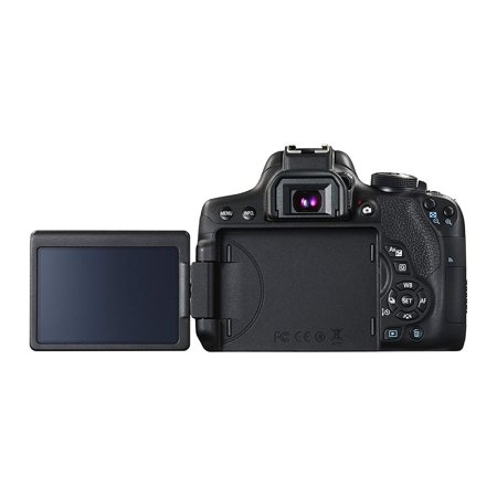 Canon Eos Rebel T6i 24.2 Megapixel Digital Slr Camera Body Only - 3 Touchscreen Lcd - 16:9 - E-ttl - image 7 of 9