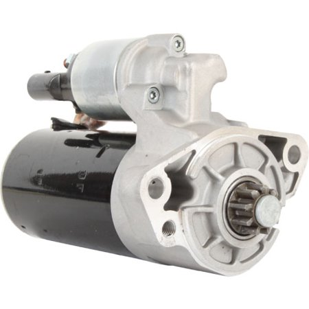DB Electrical SBO0295 New Starter For 3.0 3.0L Audi Q7 Years 09 10 11 12 2009 2010 2011 2012, Diesel Vw Volkswagen 09 11 2009 2011, 3.6L 2010 10 0-001-125-609 0-001-125-610 17678 (2009 Audi Q7 S Line For Sale)