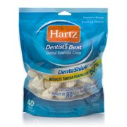 "Hartz Dentist's Best 2"" Mini Bones for Small Dogs, 40 ct"