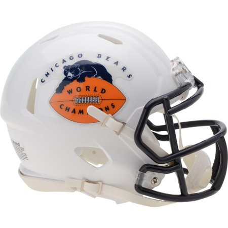 Riddell Chicago Bears Throwback World Champs Speed Mini Helmet Eagles Throwback Mini Helmet