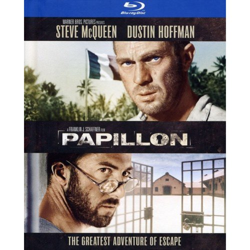 Papillon (Blu-ray) (Widescreen)