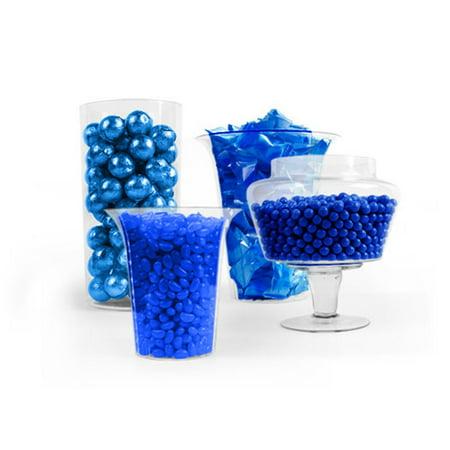 Dark Blue Candy Buffet - Purple Candy Buffet