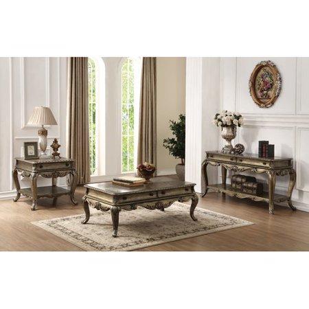 Astoria Grand Welling 3 Piece Coffee Table Set