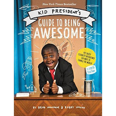 Kid President's Guide to Being Awesome - Awesome Kid Toys