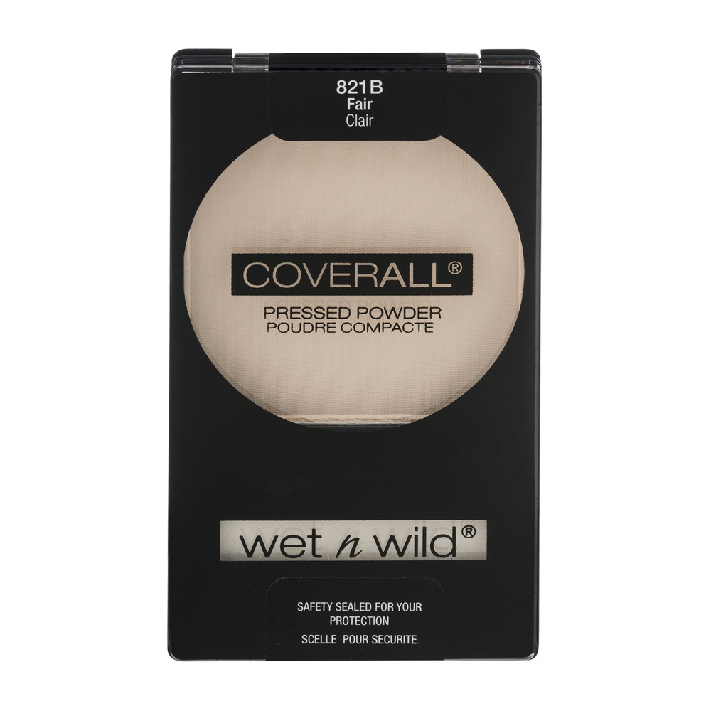 Wet n Wild Coverall Pressed Powder 821B Fair, 26.0 OZ