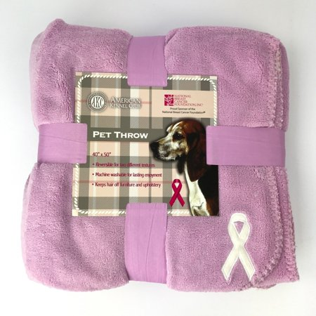 American Kennel Club Pet Throw
