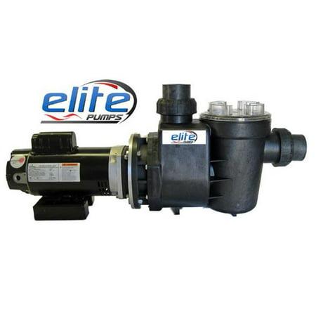 Elite pumps 19500prm129 primer pro 3 high head series 4 hp for External pond pumps