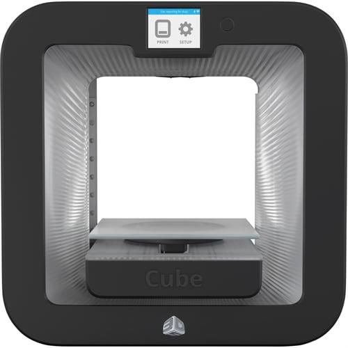CUBE 3D PRINTER GEN3 GREY