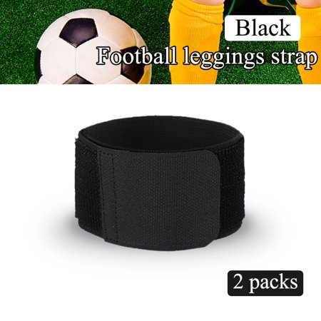 Soccer Ankle Guards Sports Football Leggings Shins Fixed Straps