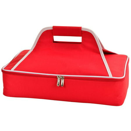 Picnic At Ascot Bold Insulated Casserole Carrier Food Storage Container