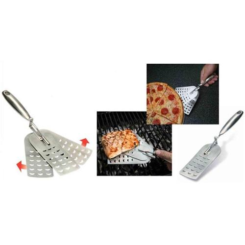 IMCG NC3538 High Grade Stainless Steel Expandable Spatula