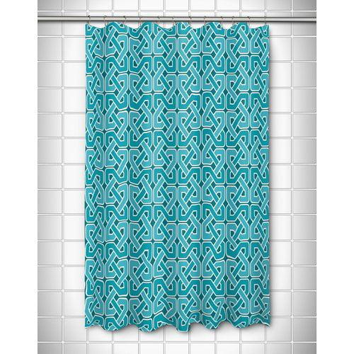 Island Girl Home Nassau Spa Day Shower Curtain