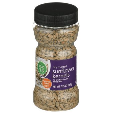 Dry Roasted Sunflower Kernels Sunflower Roasted Honey