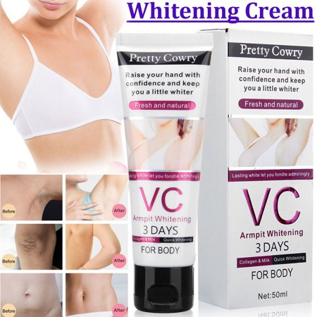 VC Underarm Whitening Cream for Bikini Elbow Armpit Knee Dark