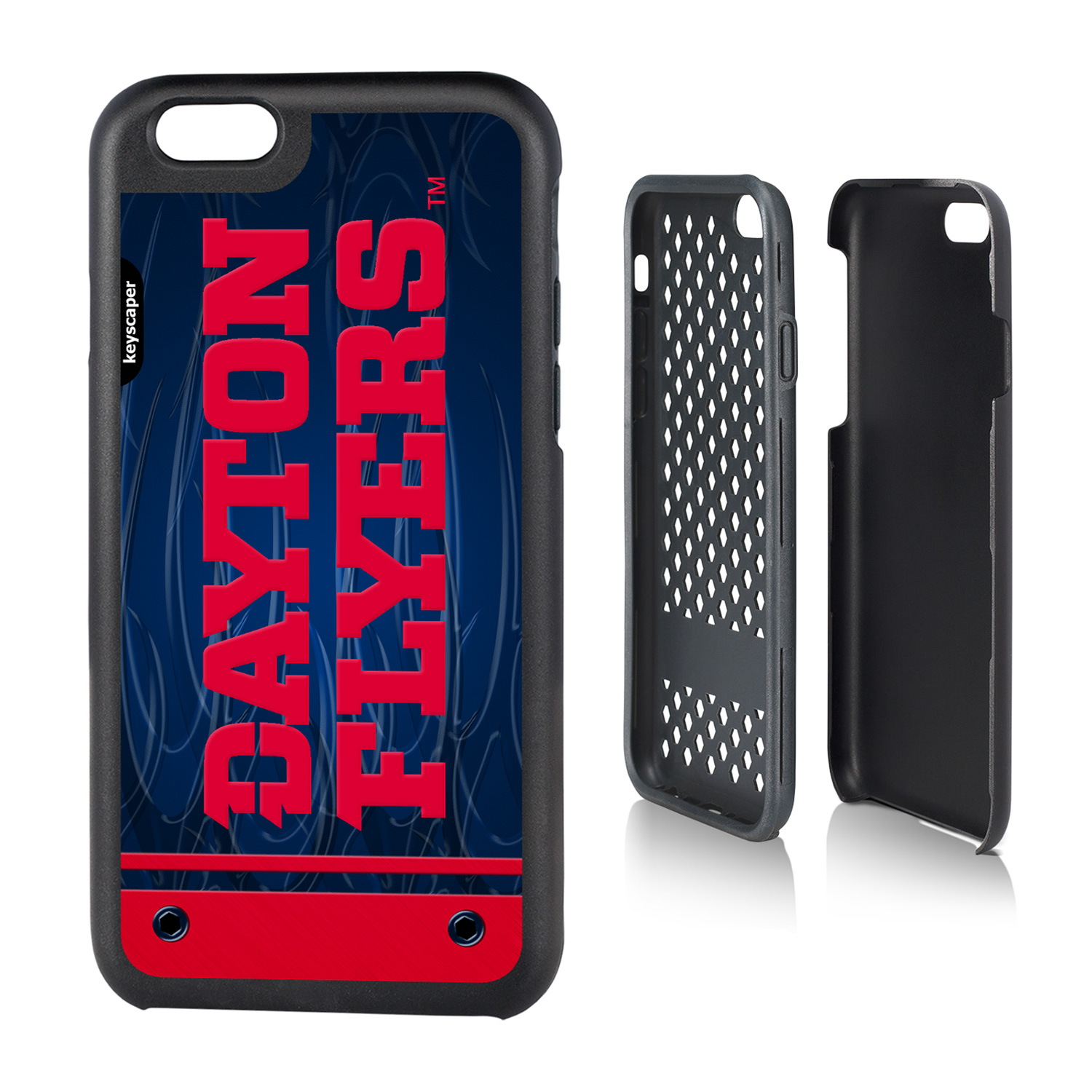 Dayton Flyers iPhone 6 and 6S Rugged Case NCAA