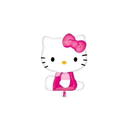 Hello Kitty Shaped Foil Balloon