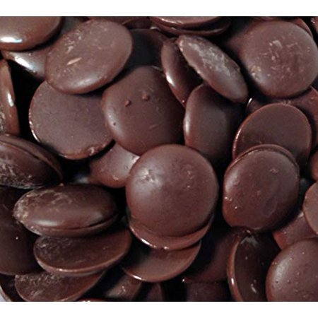 Merckens Coating Melting Wafers, Dark Chocolate,