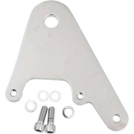 Performance Machine 0023-1586AG-P Vintage Rear Caliper Bracket for Rigid Frame with 11.5in. Rotor  3/4in. Axle- - Caliper Mounting Bracket