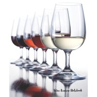 Wine Review Notebook: Wine Tasting Log Sheets Vino Wine Pairing Guide Template Winery Tour Tracker Perfect for Wine Fans Lovers Connoisseurs Review Book (Paperback)
