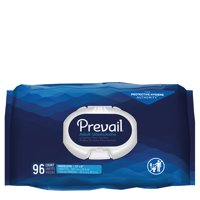 First Quality Personal Wipe Prevail Soft Pack Aloe / Vitamin E Scented 96 Count Case of 576
