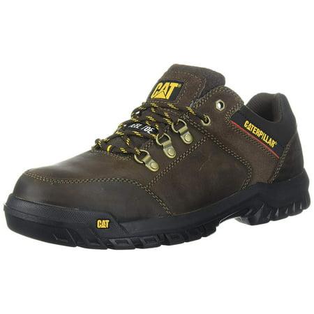 Caterpillar Men's Extension Steel Toe Industrial Shoe, Brown, Size 11.0 (Caterpillar Shoes Man)