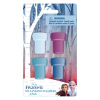 Frozen - Disney Frozen 2 4pack Stamper
