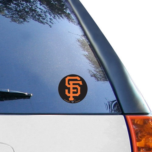San Francisco Giants 3'' Round Decal - No Size